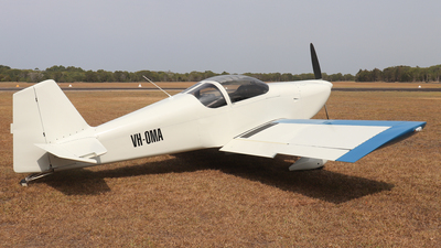 VH-OMA - Vans RV-6 - Private