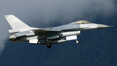 6655 - General Dynamics F-16A Fighting Falcon - Taiwan - Air Force