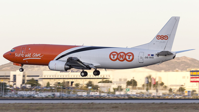 OE-IAS - Boeing 737-4M0(SF) - TNT (ASL Airlines)