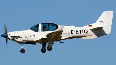 D-ETIQ - Grob G120TP - United Kingdom - QinetiQ