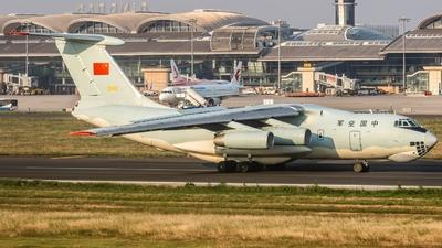 21140 - Ilyushin IL-76MD - China - Air Force