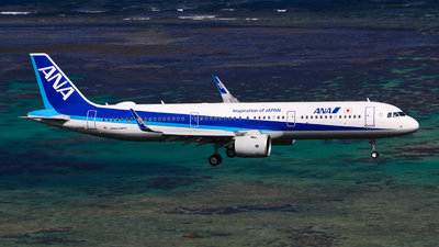A picture of JA151A - Airbus A321272N - All Nippon Airways - © Yutaro Tsuchimoto