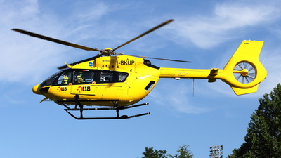 I-BKUP - Airbus Helicopters H145 - Babcock Italia