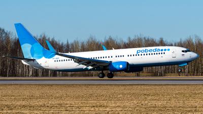 A picture of VPBQH - Boeing 7378MC - Pobeda - © Alexander Lebedev