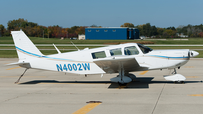 N4002W - Piper PA-32-300 Cherokee Six - Private