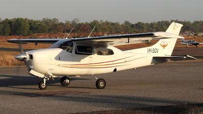 VH-SOV - Cessna 210N Centurion II - Territory Air Service