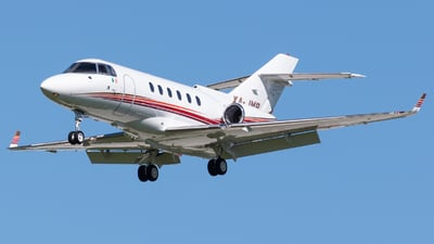 XA-JMR - Hawker Beechcraft 800XP - Private