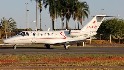 PT-TJS - Cessna 525B CitationJet 3 - Icon Aviation