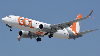 PR-XMR - Boeing 737-8 MAX - GOL Linhas Aereas