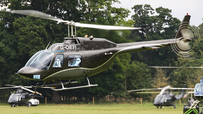 G-OETI - Bell 206B JetRanger III - Private