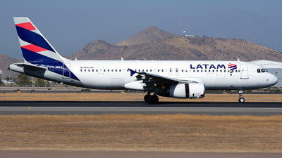 PR-MBS - Airbus A320-232 - LATAM Airlines