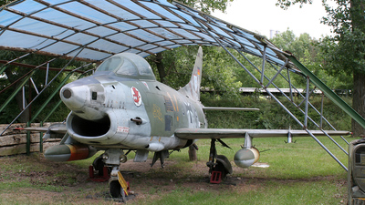 31-78 - Fiat G91-R/3 - Germany - Air Force