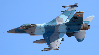 86-0271 - General Dynamics F-16C Fighting Falcon - United States - US Air Force (USAF)