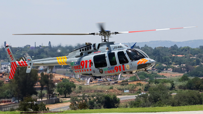 ZS-RBL - Bell 407 - Netcare 911 Aeromedical