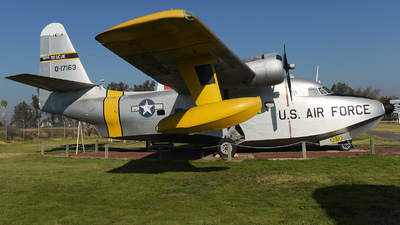 51-7163 - Grumman HU-16B Albatross - United States - US Air Force (USAF)