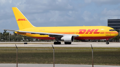 N652GT - Boeing 767-231(BDSF) - DHL (Atlas Air)