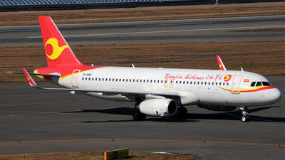 B-1052 - Airbus A320-232 - Tianjin Airlines