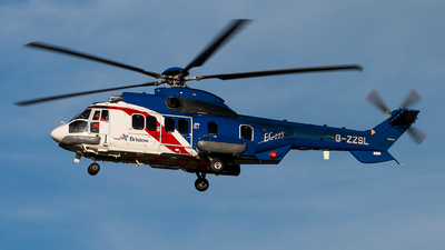 G-ZZSL - Eurocopter EC 225LP Super Puma II+ - Bristow Helicopters