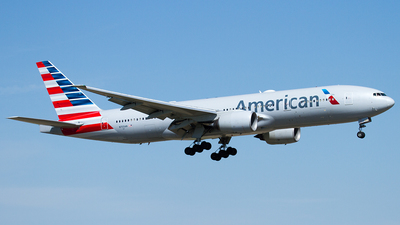 N755AN - Boeing 777-223(ER) - American Airlines