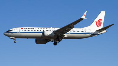 B-1225 - Boeing 737-8 MAX - Air China