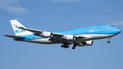A picture of PHBFW - Boeing 747406(M) - [30454] - © Eircjackesen123