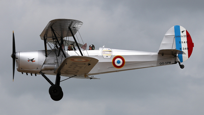 OO-SPM - SNCAN/Stampe SV.4C - Private