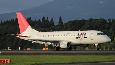JA218J - Embraer 170-100STD - J-Air
