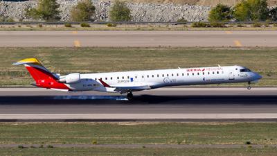 EC-MSL - Bombardier CRJ-1000 - Iberia Regional (Air Nostrum)