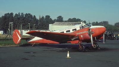 CF-DTN - Beech D18S - Capital Air Surveys