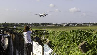 SBRF - Airport - Spotting Location
