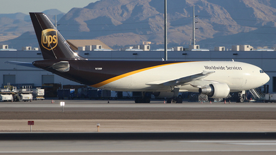 N150UP - Airbus A300F4-622R - United Parcel Service (UPS)