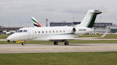 N650MP - Gulfstream G280 - Private