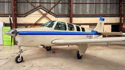 CC-PCA - Beechcraft A36 Bonanza - Private