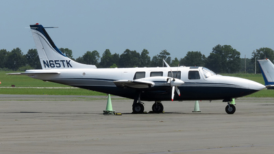 N65TK - Piper Aerostar 601P - Private