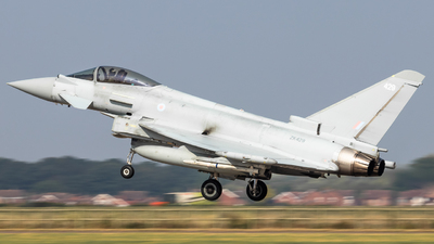 ZK429 - Eurofighter Typhoon FGR.4 - United Kingdom - Royal Air Force (RAF)