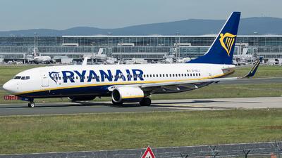 EI-DCJ - Boeing 737-8AS - Ryanair