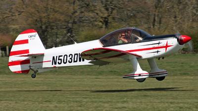 N503DW - Mudry CAP-10B - Private