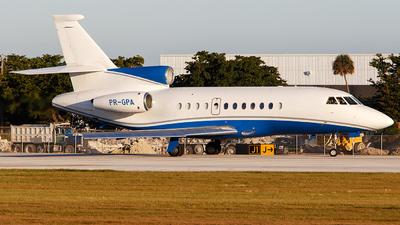 PR-GPA - Dassault Falcon 900EX - Grupo Pão de Açúcar
