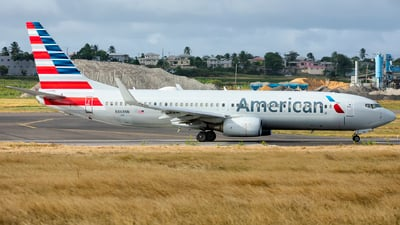 A picture of N868NN - Boeing 737823 - American Airlines - © Ché Stuart