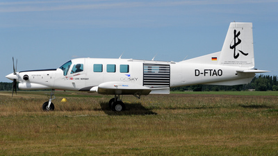 D-FTAO - Pacific Aerospace 750XL - Private