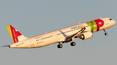 CS-TJO - Airbus A321-252NX - TAP Air Portugal