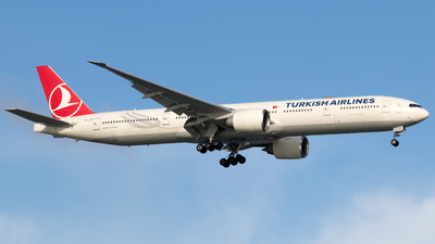 TC-JJP - Boeing 777-3F2ER - Turkish Airlines