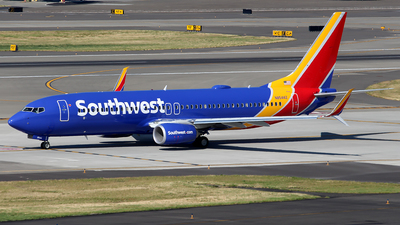 N8544Z - Boeing 737-8H4 - Southwest Airlines
