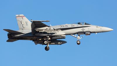 165183 - McDonnell Douglas F-18C Hornet - United States - US Marine Corps (USMC)