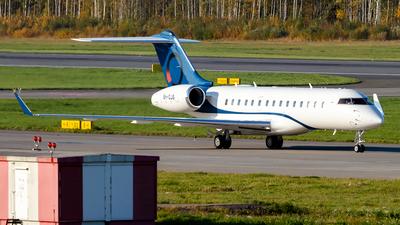 9H-OJS - Bombardier BD-700-1A10 Global 6000 - Elitavia Malta