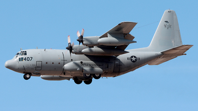 162308 - Lockheed KC-130T Hercules - United States - US Navy (USN)