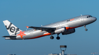 VH-VQK - Airbus A320-232 - Jetstar Airways