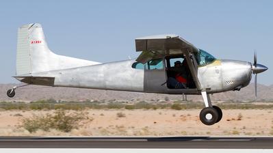 A picture of N1805 - Cessna A185E - [18502038] - © Felipe Garcia