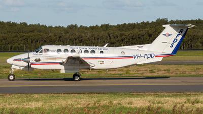 A picture of VHFDD - Beech B300C King Air - [FM69] - © Ben Long