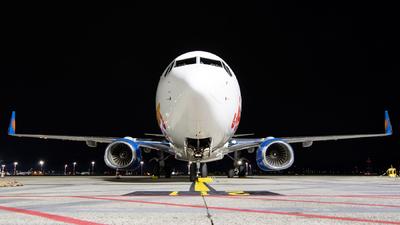 A picture of GJZBE - Boeing 7378MG - Jet2 - © Medolago Manuel